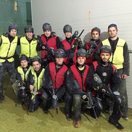 Paintball Event 2015