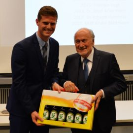 6. Alumni Event mit Sepp Blatter